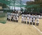 練習試合vs京都洛北ボーイズ